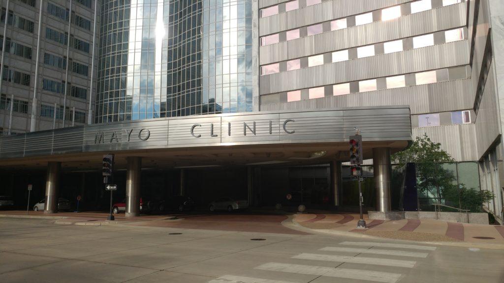 Mayo Clinic Food Court