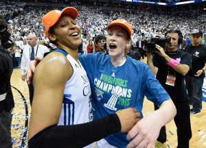 Whalen makes it official:  This is her last season as pro player