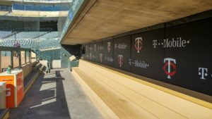 Twins host Tigers at Target Field