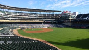 Twins host Tigers at Target Field