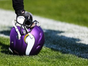 Vikings running game improving