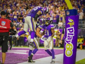 Vikings set to host Bills on Sunday