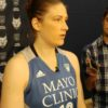 Lindsay Whalen is new Gopher women's coach (AUDIO)