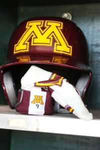 Gophers advance in Big Ten Baseball Tourney