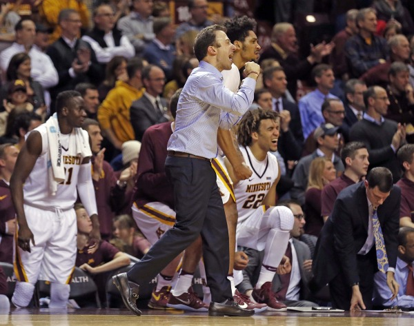 Gopher men's basketball hosts Indiana tonight (AUDIO ...