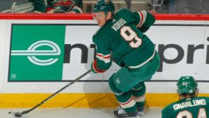 Wild fall to Capitals in St. Paul