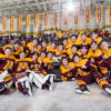 Gopher women's hockey in NCAAs tomorrow (AUDIO)