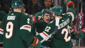 Wild ready for Panthers tonight