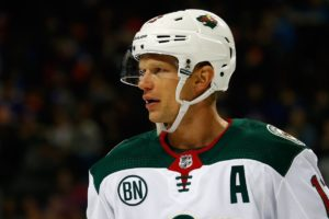 Wild Double Up Red Wings Minnesota News Network
